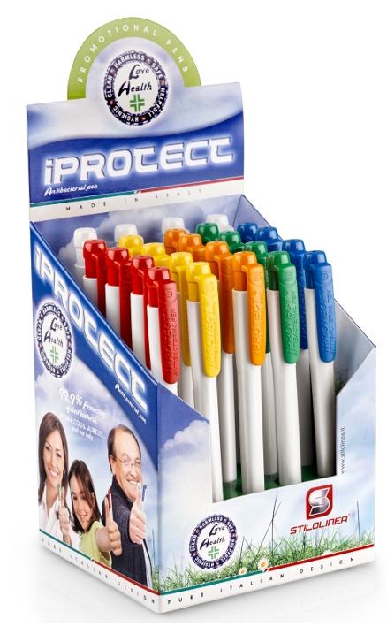 espositore penna antibatterica