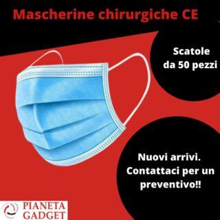 Mascherine chirurgiche certificate presenti in quantità nel nostro magazzino.😎 Scatole da 50 pezzi. Contattaci per un preventivo. #mascherine #mascherinechirurgiche #staysafe #sicurezza #dpi