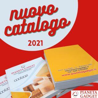 E' arrivato il nuovo catalogo 2021!!!😎 Richiedi la tua copia per scoprire le novità 2021!! Contattaci!!! www.pianetapromotion.it #catalogo2021 #Novita2021 #gadget #gadgetaziendali #gadgetpersonalizzati